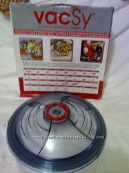 лекси крышка диам 24 см прозрачная вакуумная система VacSy от Цептер
