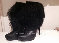 Зимние ботиночки 38р