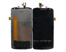 LCDTouch Lenovo S920 BLACK