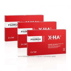 Filorga X-HA Volume Филлер, 2х1 мл