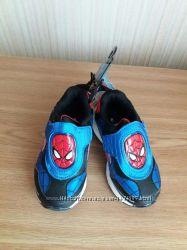 Marvel Spiderman Детские Кроссовки С Подсветкой