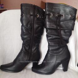 Нові зимові жіночі чоботи