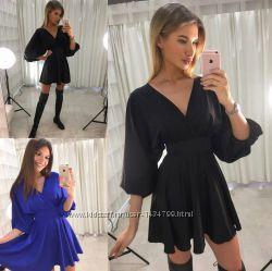 Платья, юбка-солнце, все цвета, размеры до 54
