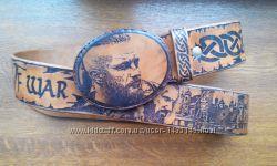 Кожаный ремень  Король Рагнар, Боги войны
