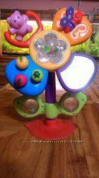 Музыкальная погремушка, цветок  KiddieLand