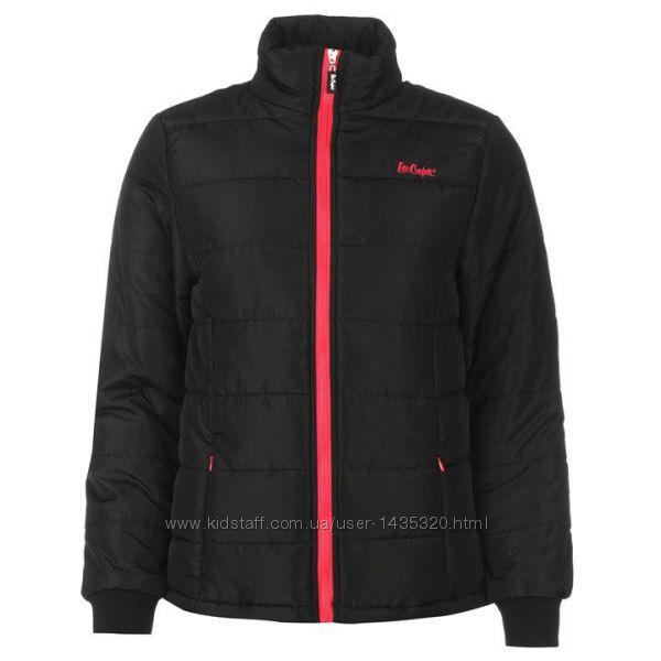 Куртка женская демисезонная Lee Cooper, р. 10S, 12М, 14 L.