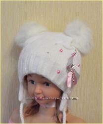 шапочка зимова