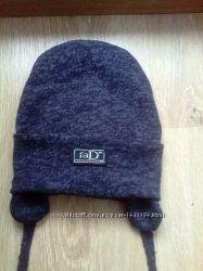 шапка подвійна 0-9р. В асортименті