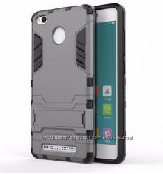 Защитный противоударный чехолбампер Xiaomi Redmi 3