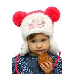 Новая зимняя шапочка для девочки