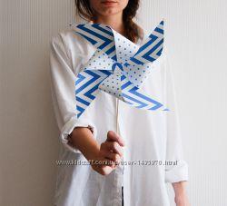Декоративные ветрячки, вертушки декор для кенди бара