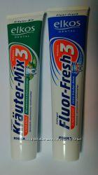 Зубная паста ELKOS 125ml