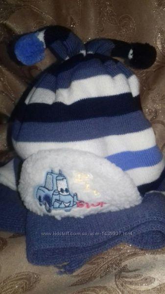 Продам шапку на мальчика.