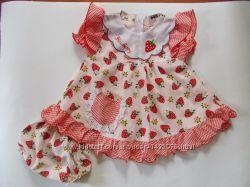 Платье BRONSON для маленькой принцессы на 2- 2, 5 года.