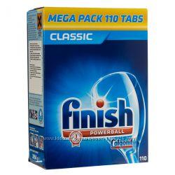 Finish Classic таблетки для посудомоек 100 шт.