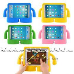 Детский чехол с ручками для Ipad Mini 1234   Ipad 234  Ipad Air 12