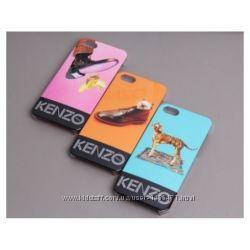 Чехол Kenzo iPhone 5 5S SE Разные цвета и картинки