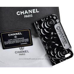 Чехол Chanel книжка для IPhone 5 5S SE Разные цвета