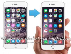 Замена дисплея TouchscreenLCD iPhone разные модели