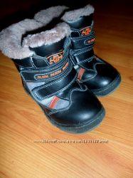 Ботинки кожаные для мальчика Шкіряні чобітки для хлопчика cee431fd77bbc
