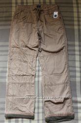 Брюки, штаны GAP на коттоновой подкладке, оригинал