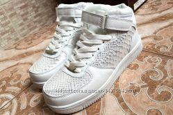 Стильные, модные, качественные, удобные высокие кроссовки
