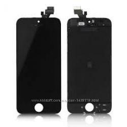 Дисплей модуль Ipod 5G чёрный оригинал