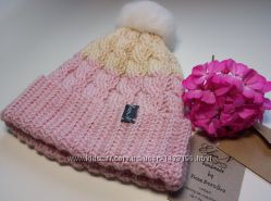 Шапка -Розовый фламинго-