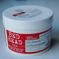 Маска для дуже пошкодженого волосся TIGI Bed Head Resurrection