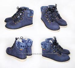 Новые зимние ботинки beppi