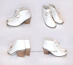 Белые ботинки asos