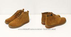 Новые рыжие desert boots