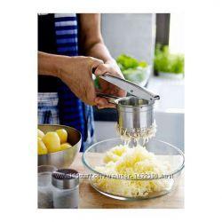 Ikea Икеа Икея Пресс для картошки, картофеля-пюре, толкушка