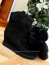 Зимние ботинки новиночки