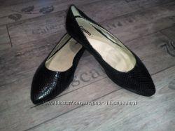 Туфли женские, подошва 25 см
