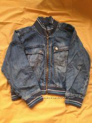 курточка джинсовая детская Venice