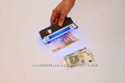 Детектор валют УФ карманный портативный DL-01