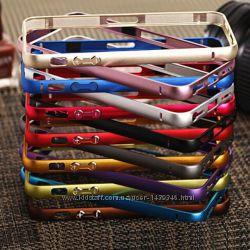 Бампера Iphone 5. 5s