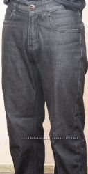 Утеплённые джинсы на подростка