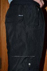 Утеплённые брюки на подростка