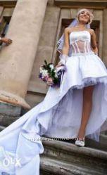 шикарное оригинальное платье  подарки