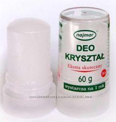Deo krysztal - Део Кристалл натуральный дезодорант-антиперспирант