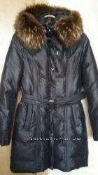 Куртка пуховая зимняя