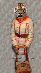 Женская зимняя курточка. Пуховик. Жіноча куртка