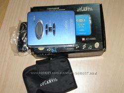 Новий касетний плейєр Atlantik АТ 852. FM радіо.
