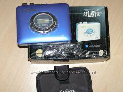 Новий касетний плейєр Atlantik АТ 850. FM радіо.