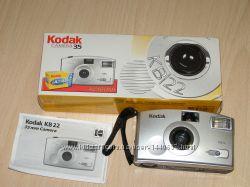 Новий фотоапарат Kodak KB 22.