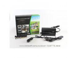 Универсальное зарядное устройство для ноутбуков 120w от сети и от авто