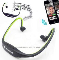 Наушники беспроводные SPORT ZK-S9 MP3