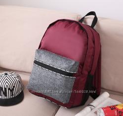 Рюкзак Victoria&acutes secret Pink цвета бургунди